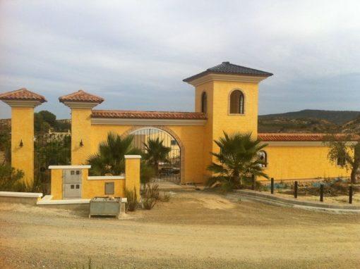 Residentie Torremendo, Spanje